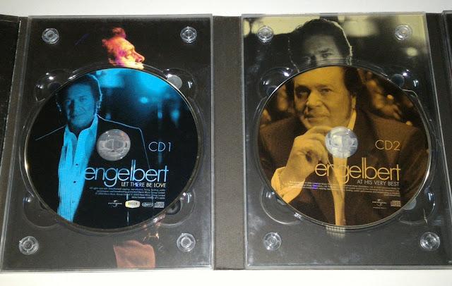 CD Engelbert Humperdinck - Let There Be Love - Exclusive