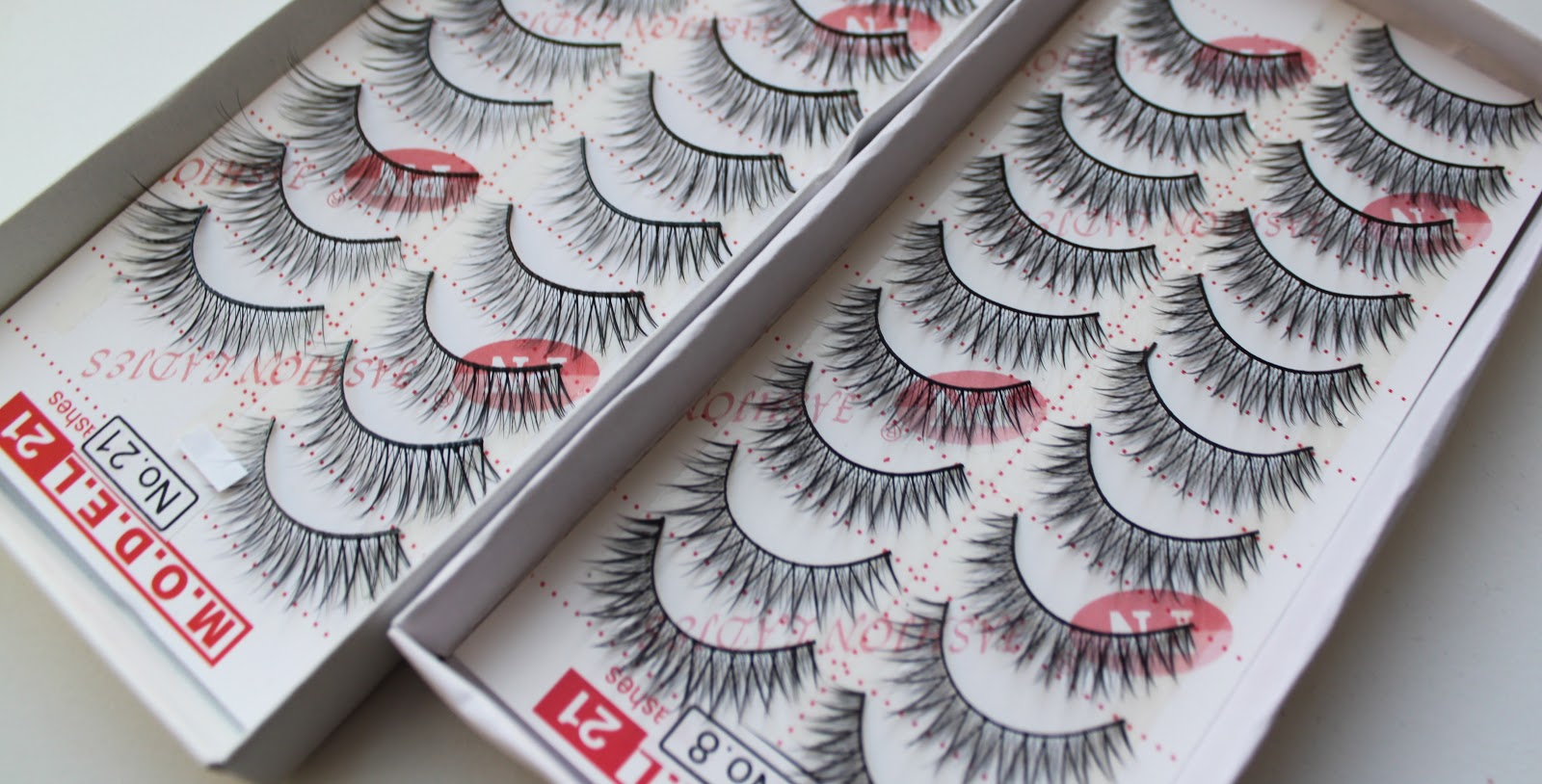 89f5b5d647e i never was a false lashes girl. i am very unsatisfied with my natural  lashes which are sparse, short and point straight downward, but i never  considered ...