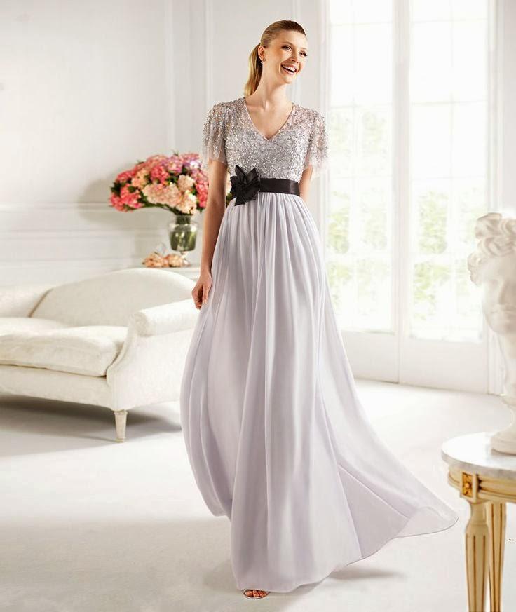 9267226a7 A continuación les presentamos algunos modelos de vestidos muy elegantes de  las mejores marcas que la harán lucir esplendorosas.