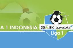 Jadwal Pertandingan Liga Gojek Traveloka Pekan ke 32