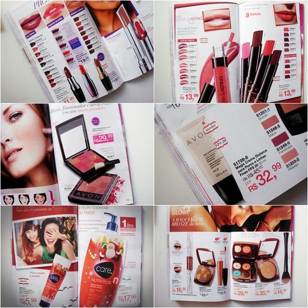 Promoção folheto Avon