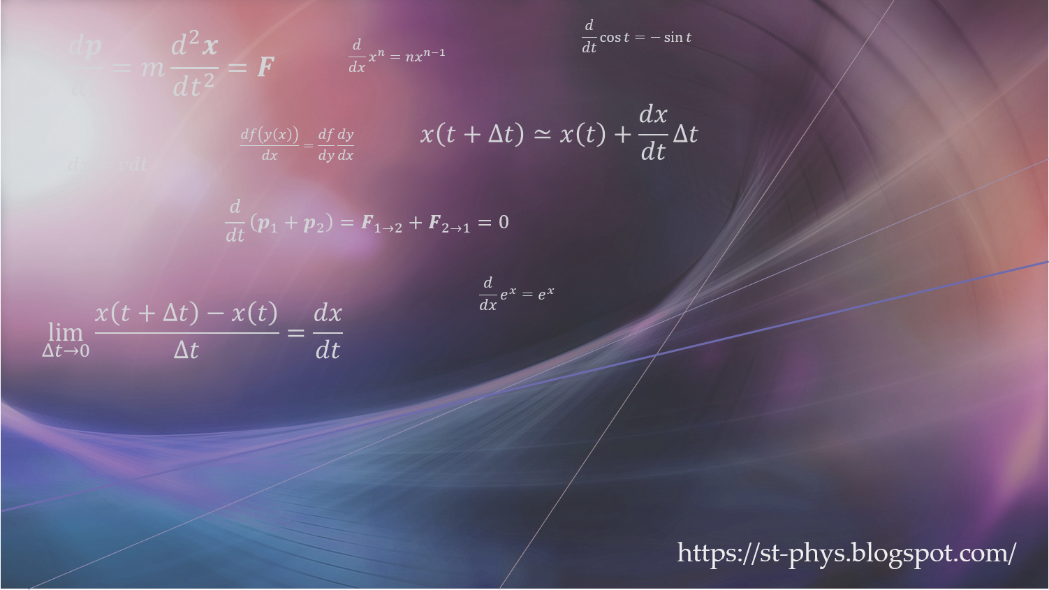 ScienceTime Physics