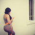 Actress, Onyii Alex and her massive butt pose for some pictures