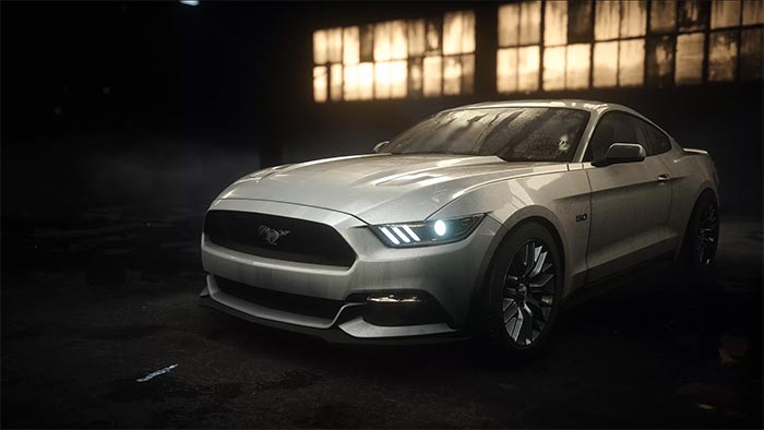 Ford Mustang GT 2015 Wallpaper Engine