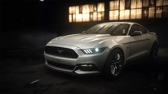 Ford Mustang GT 2015 (4K) Wallpaper Engine