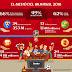 Los mexicanos consumirán casi 4 mil millones de latas de cerveza durante el Mundial