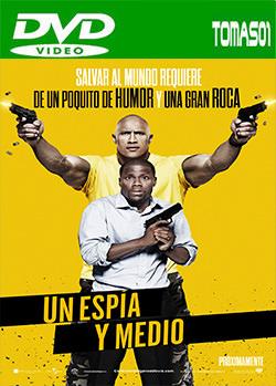 Un espía y medio (2016) DVDRip
