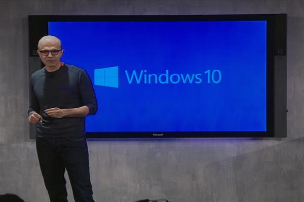 مايكروسوفت تكشف عن عدد مستخدمي نظام ويندوز 10