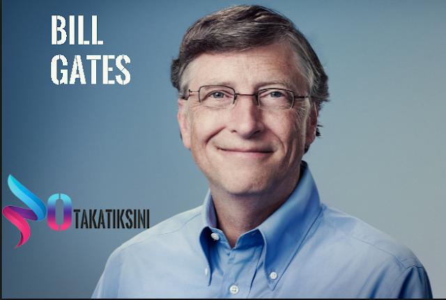 Fakta Unik Dan Kekayaan Pendiri Microsoft (Bill Gates)