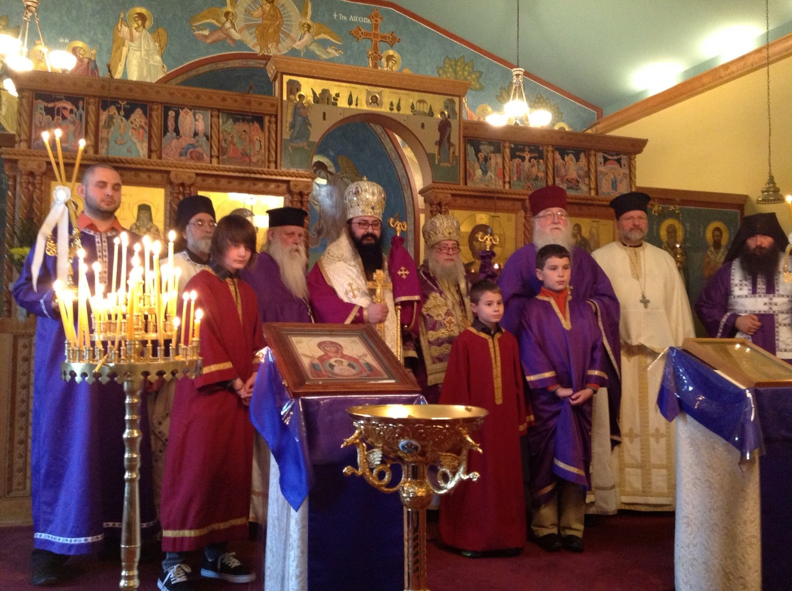 Holy Orthodox Metropolis of Boston: Feast Day of Three