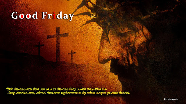 """Good Friday Quotes jesus Said""""This is the promise that He hath promised us, even eternal life"""""""