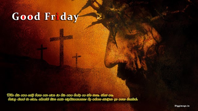 "Good Friday Quotes jesus Said""This is the promise that He hath promised us, even eternal life"""