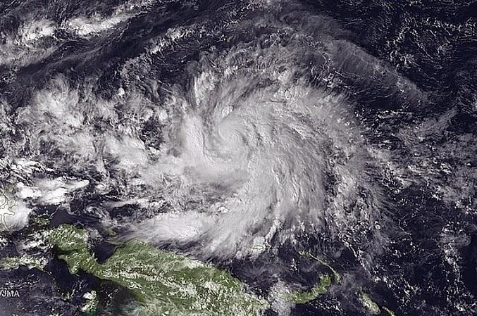 Filipiński tajfun Hagupit - Ruby