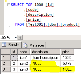 Handling NULL Character x00 when Exporting to File Using BCP - Article on SQLNetHub