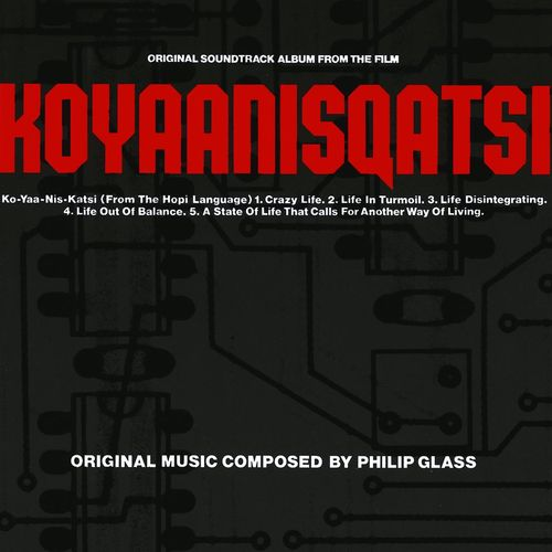 Philip Glass Pruit Igoe Koyaanisqatsi