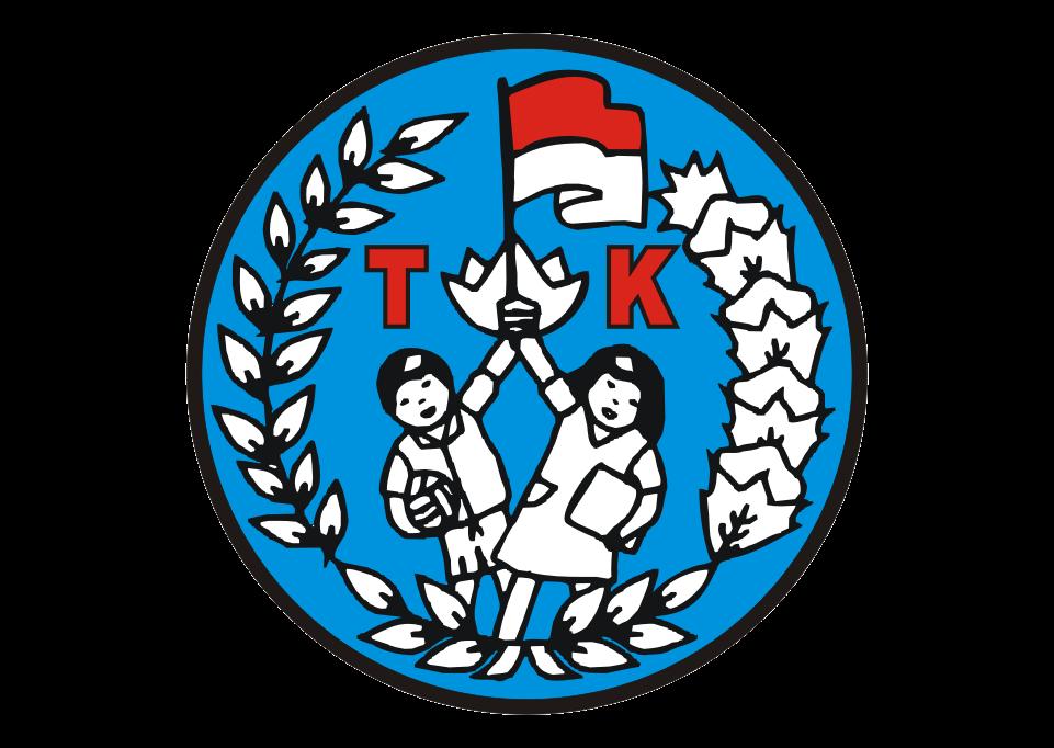 Download Logo TK (Taman Kanak-Kanak) Vector
