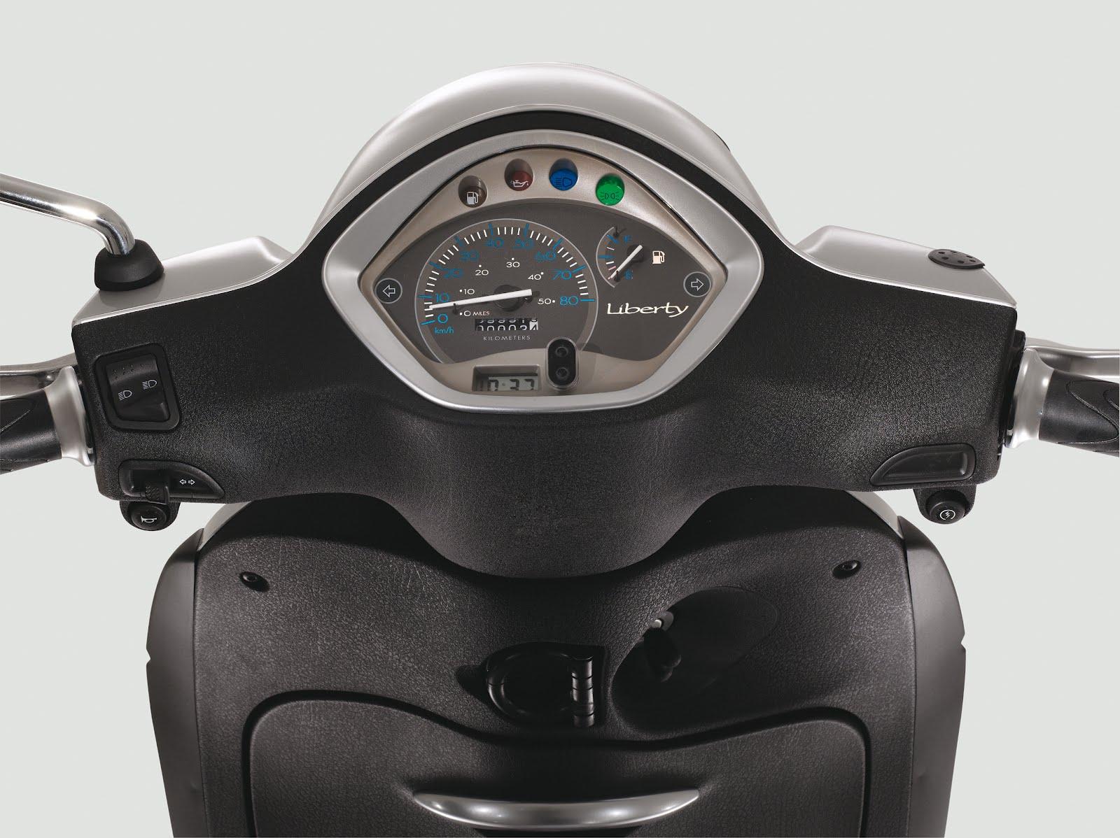 premium italian bikes & scooters: piaggio liberty 150 ie