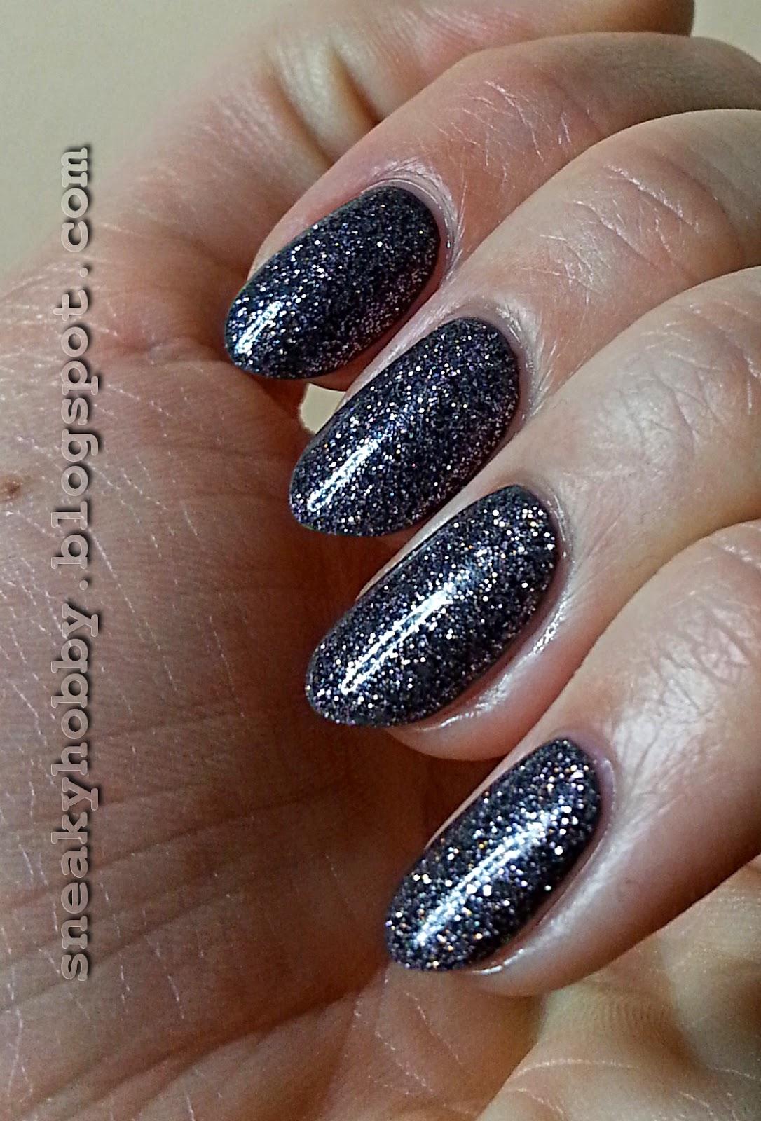 Colorful Makeup Revolution Glitter Nail Polish Diamond Life Images ...