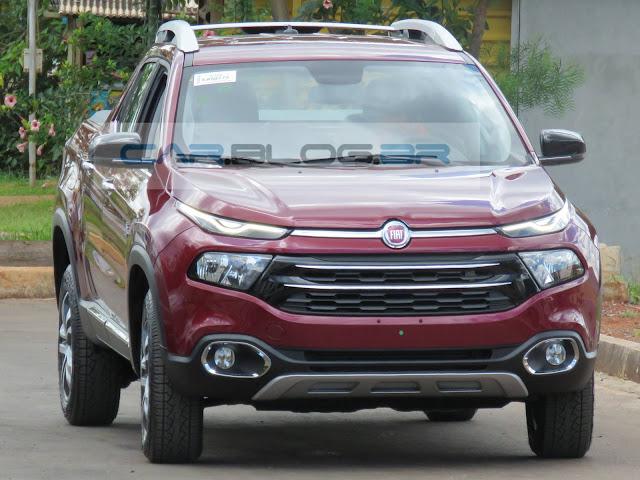 Fiat Toro Volcano 2.0 Diesel