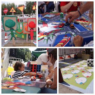 Δραστηριότητες στη διάρκεια της εκδήλωσης