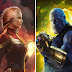 Confira alguns dos motivos para o Thanos ter medo da Capitã Marvel