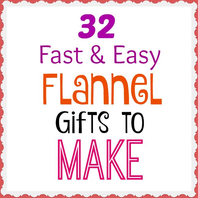 Fast Christmas Gifts To Make