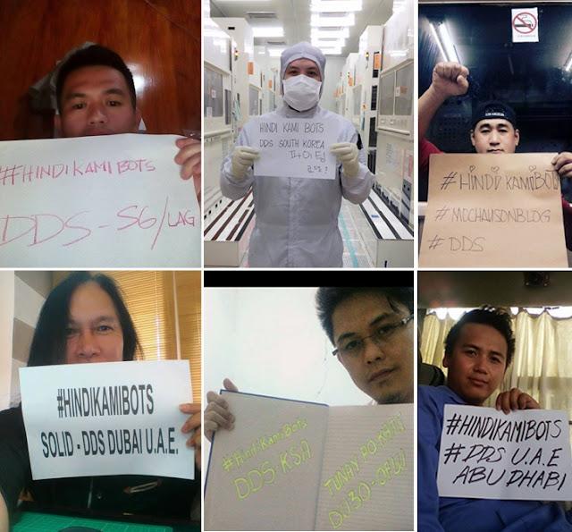 'Hindi Kami Bots' - Duterte Die-Hard Supporters To Mainstream Media