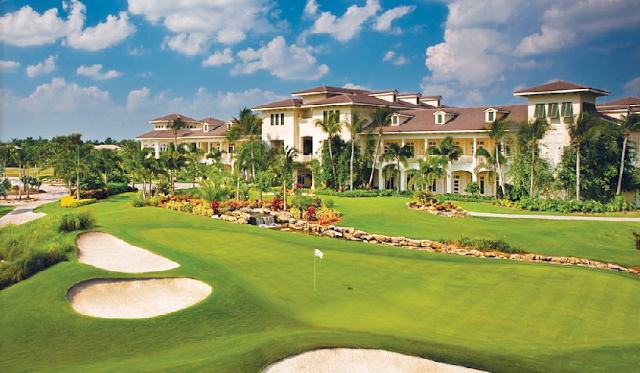 Woodfield Country Club em Boca Raton