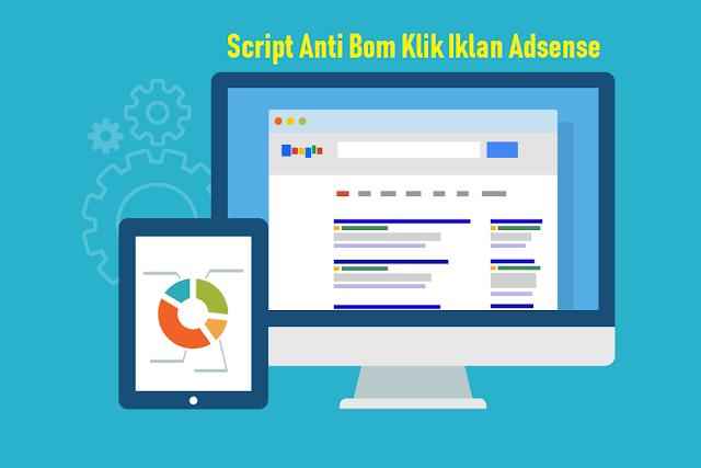 Cara Mencegah dengan Memasang Script Anti Bom Klik Iklan Adsense Pada Blogger
