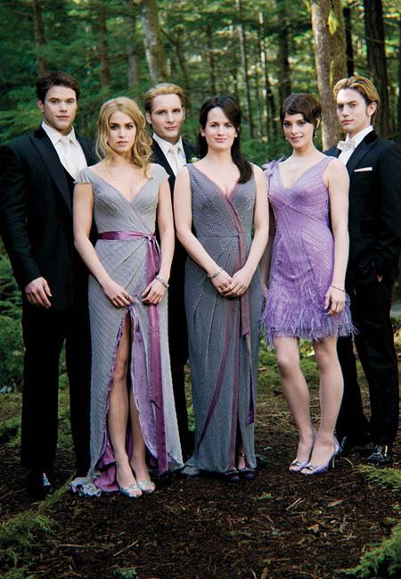 Beyond-Twilight: *NEW* Cullen Family Wedding Still from ...