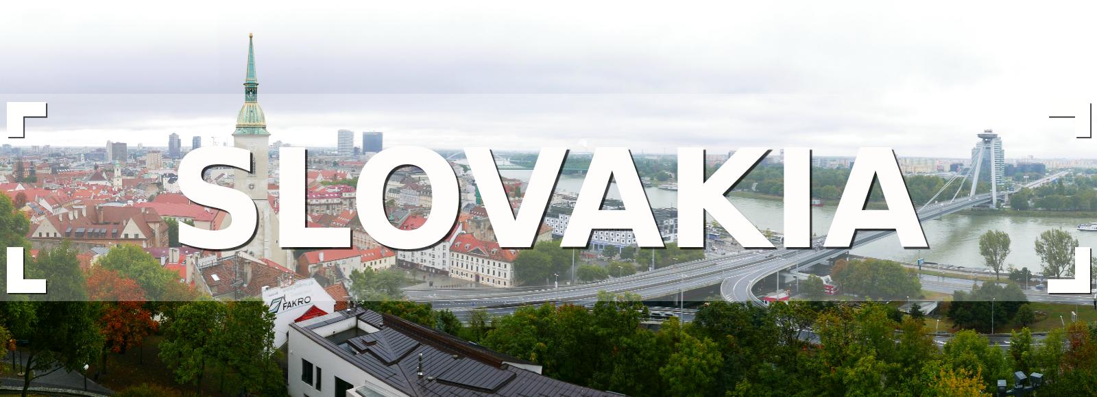 Destination: Slovakia