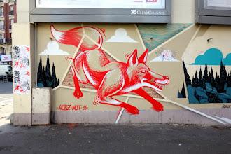 Sunday Street Art : Hobz Mot - rue de Crimée - Paris 19