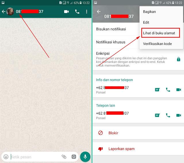 Cara Menghapus Kontak di WhatsApp (WA) Lengkap 16