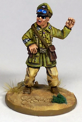 Offensive Miniatures DAK Officer