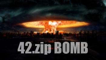 Apa itu 42 Zip Bomb File Kompresi 4500 Terabyte Menjadi 42 Kilobyte