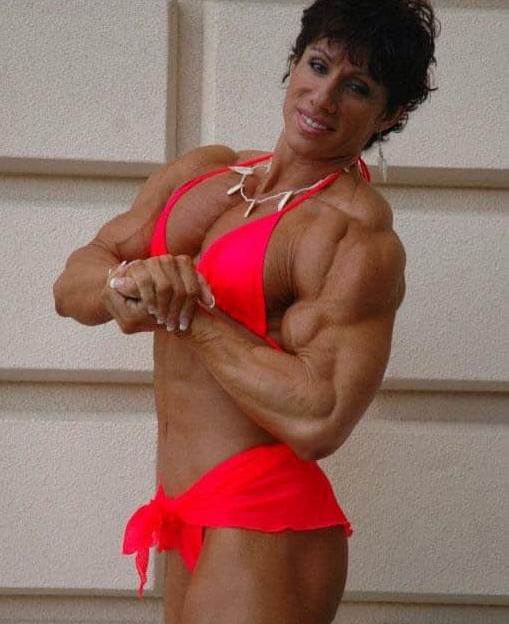 Annie Rivieccio American bodybuilder and personal trainer