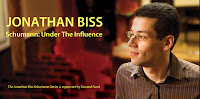 Jonathan Biss - Schumann under the influence - Wigmore Hall
