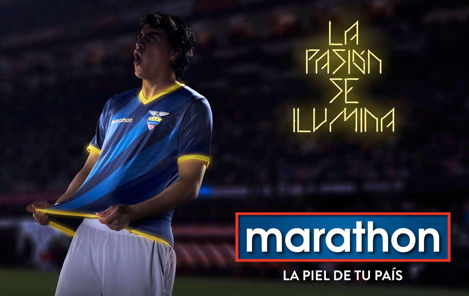 0b9177363 Originals Ecuador 2018 World Cup Qualifiers Kits Released