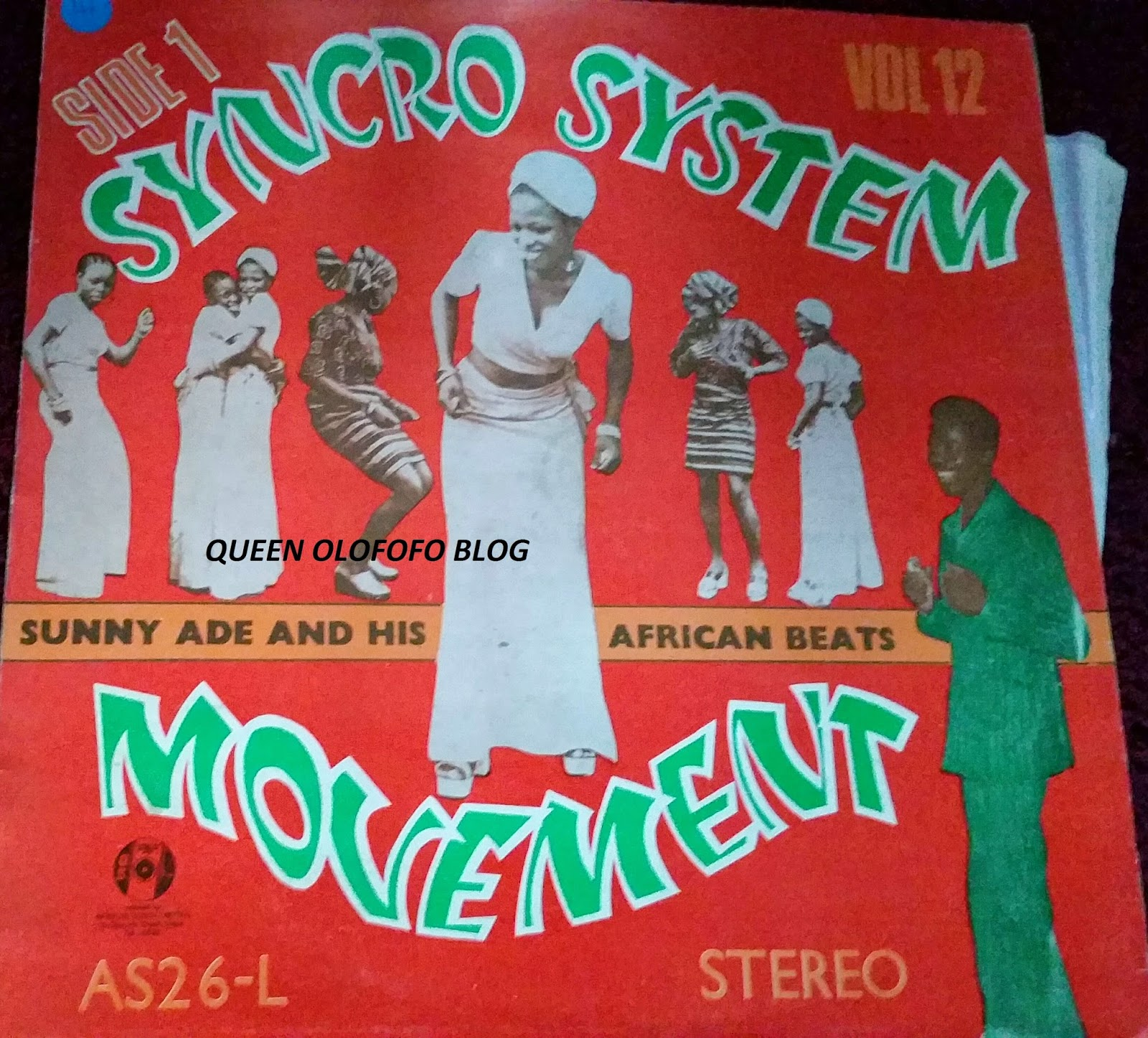 syncro system was one of Sunny ade's best work