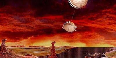Mungkinkah Ada Kehidupan di Bulan Titan?