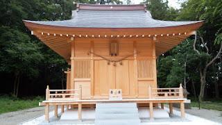 相模原古淵の鹿島神社