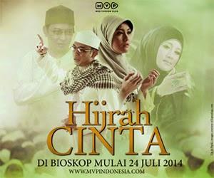 Download Film Hijrah Cinta (2014) DVDRip
