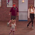 jennifer lopez alle prese con baby istruttori di danza, il video
