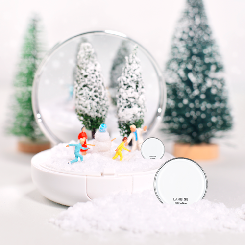 Review Laneige BB Cushion SPF 50+ PA+++