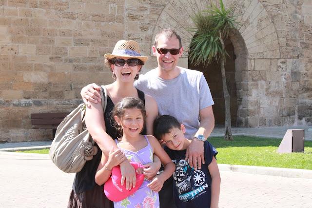 Familienausflug nach Alcudia