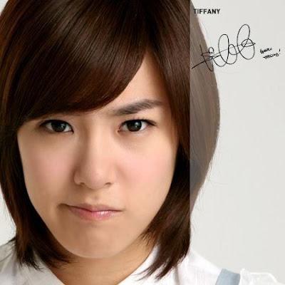 Profil Tiffany Girls' Generation (SNSD)