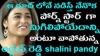 shalini pandey speech at 118 movie | arjun reddy shalini pandey latest movie|shalini pandey