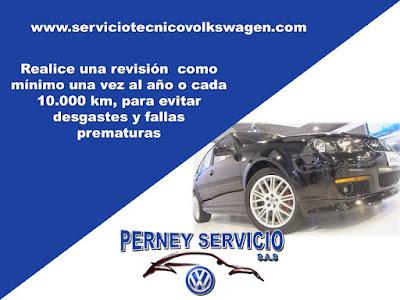 Mantenimiento Preventivo Volkswagen
