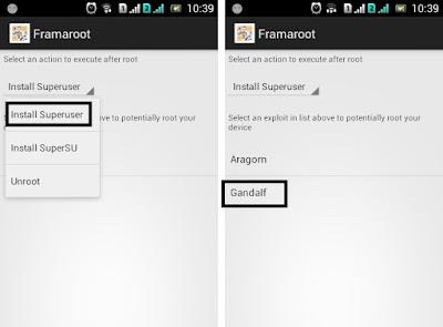 Cara Termudah dan Teraman Root Semua Android Tanpa PC