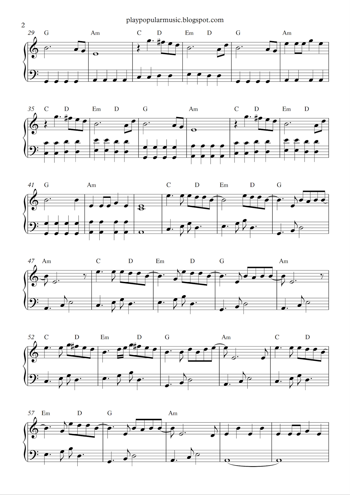 play popular music: Ghost Town - Adam Lambert